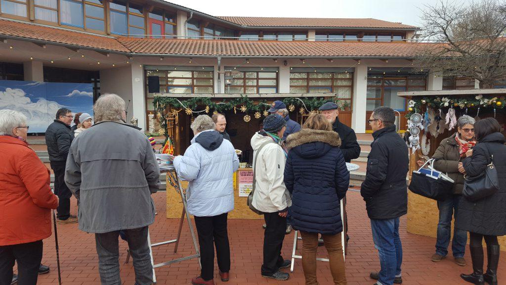 Weihnachtsmarkt Niederwerrn